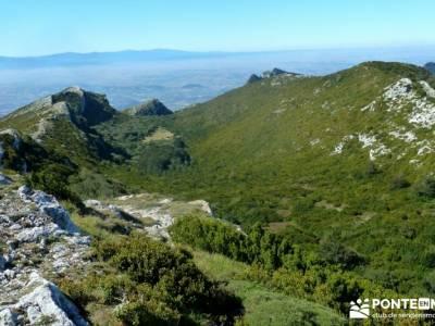 Hayedos Rioja Alavesa- Sierra Cantabria- Toloño;senderismo comunidad de madrid rutas de senderismo